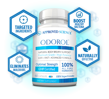 Odorol Bottle Plus