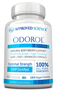 Odorol Small Bottle